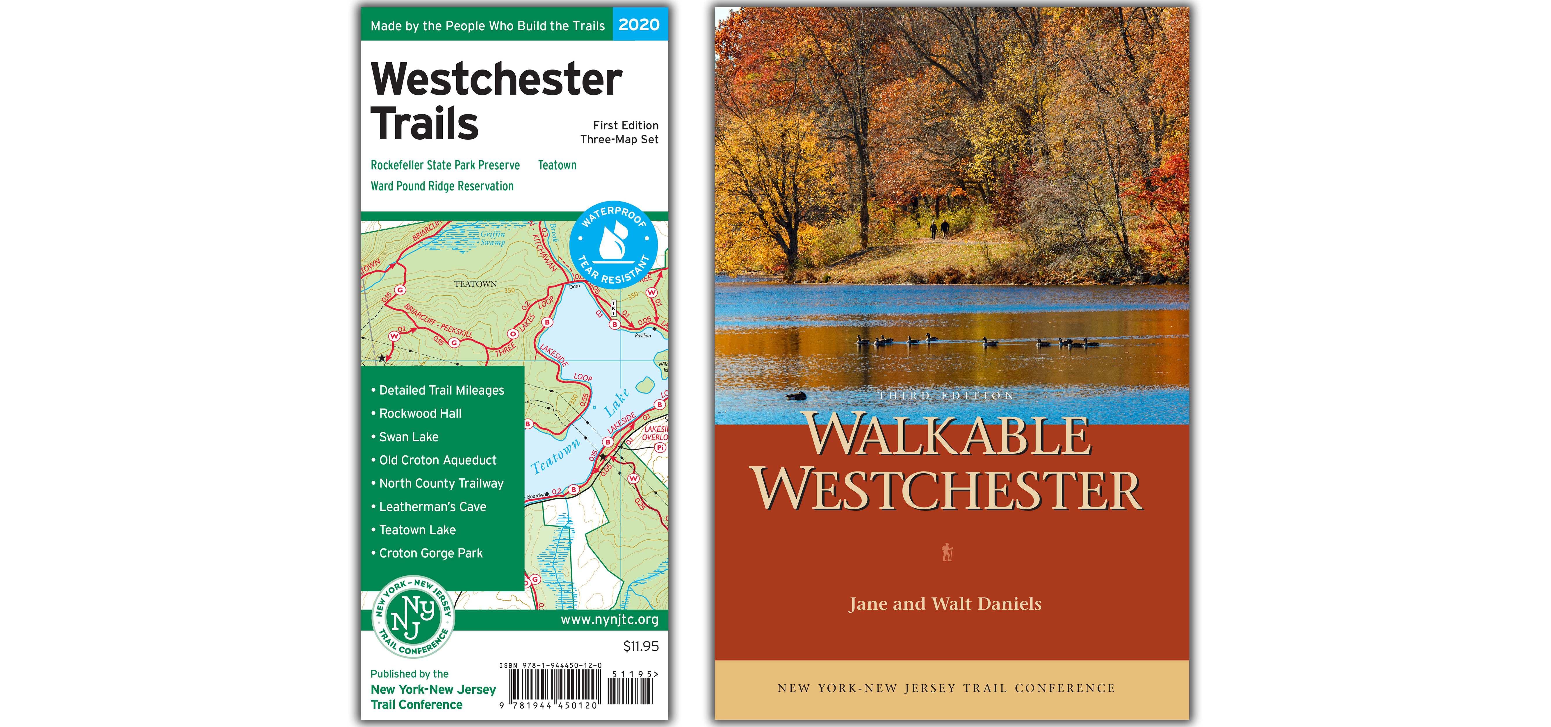 Westchester Book and Map Combo