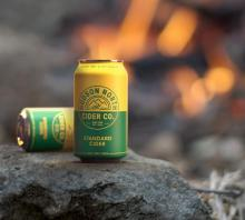 Hudson North Cider. Photo by Sae Kenney.
