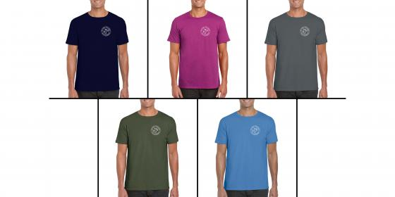 Adult T-shirt Color Options
