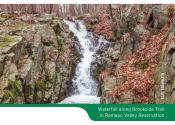 North Jersey Trails Map Scenic Photo