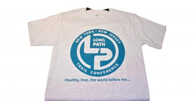 Long Path Short-Sleeved T-Shirt