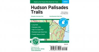 Hudson Palisades Trails Map Cover